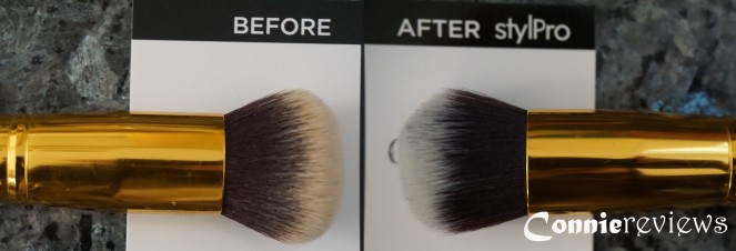 Dirty & Clean Foundation Brush