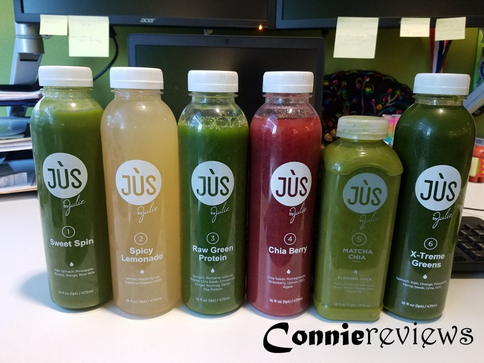 Jus By Julie 1 Day Cleanse