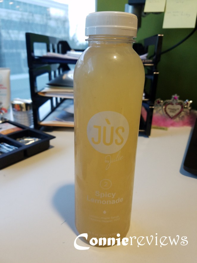 Jus By Julie Spicy Lemonade