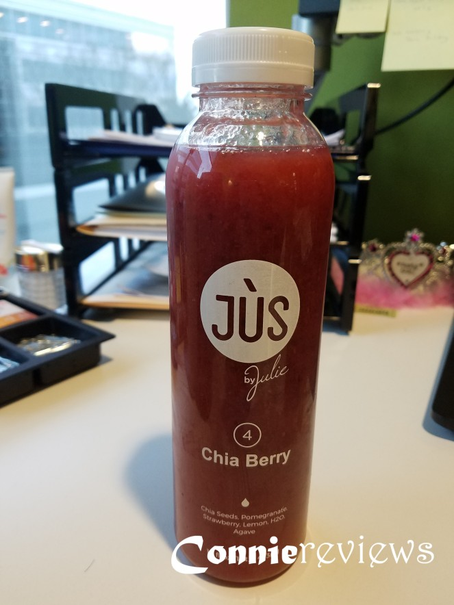 Jus by Julie Chia Berry