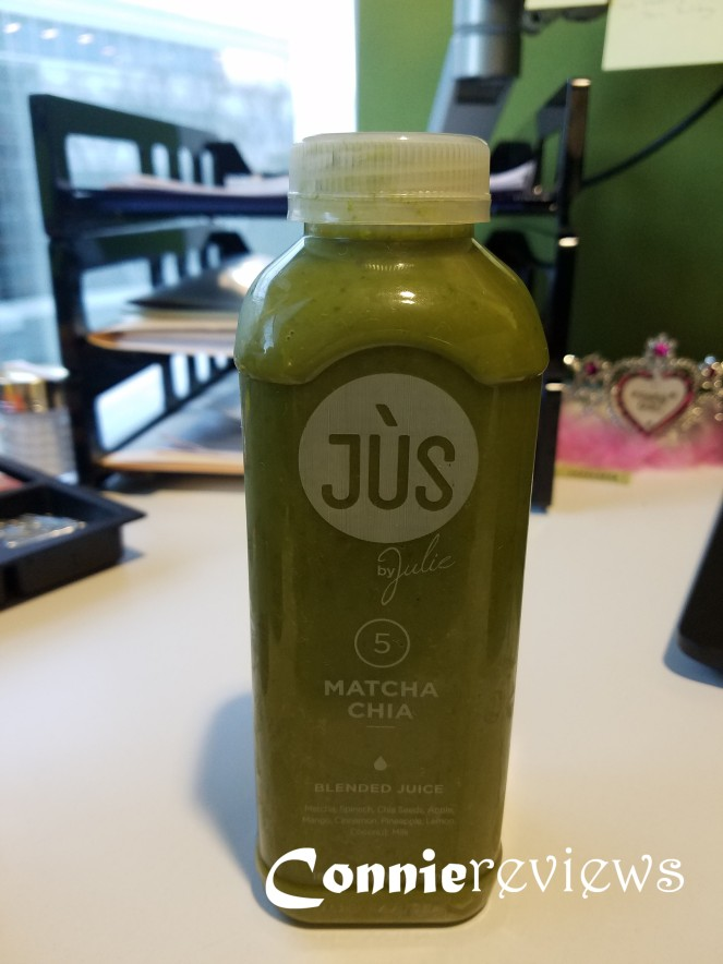 Jus by Julie Matcha Chia