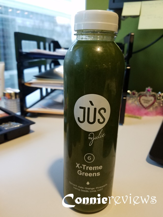 Jus by Julie xtreme greens