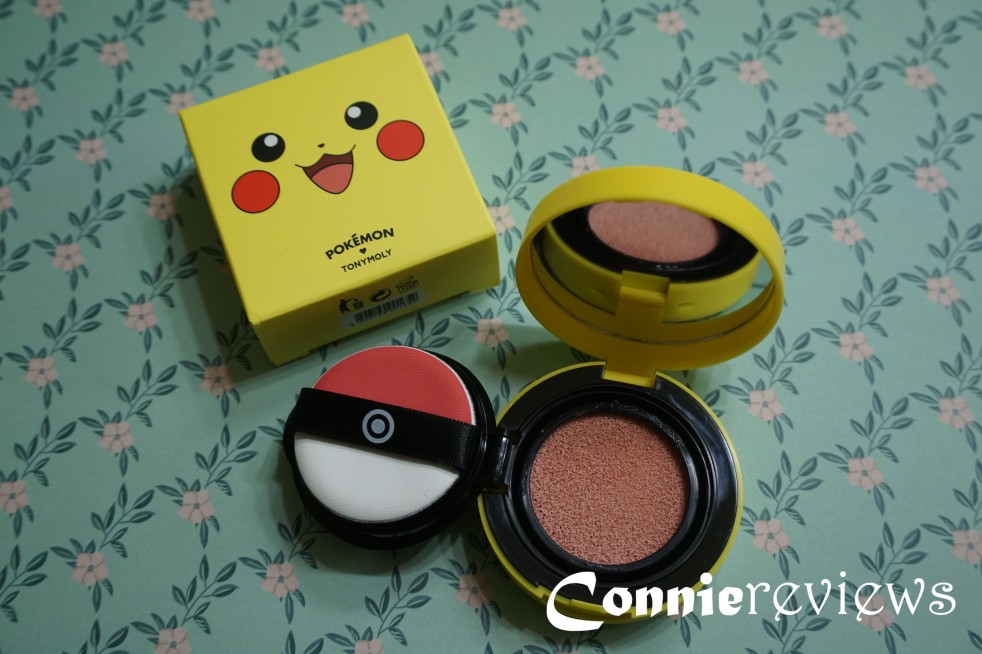 Tony Moly Mini Cushion Blusher Piink Fantasy