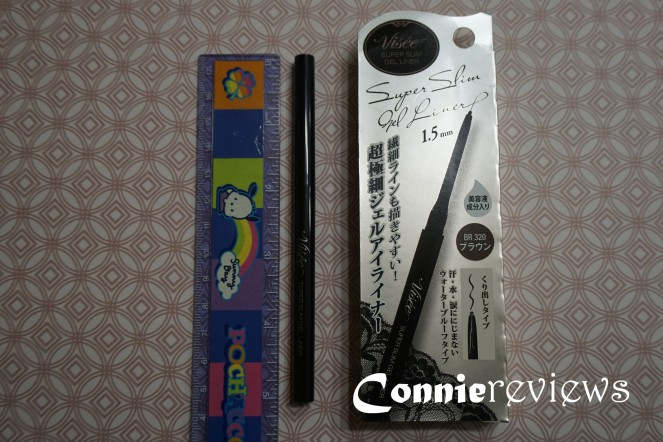 Visee Super Slim Gel Eye Liner