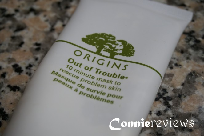 Origins Out of Trouble Face Mask