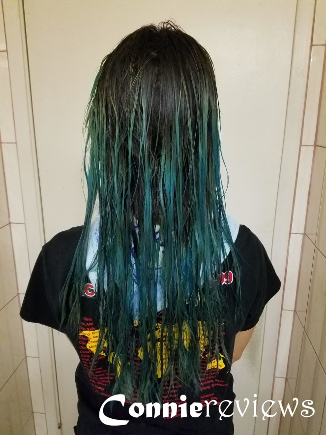 Sparks Long Lasting Hair Color Mermaid Blue