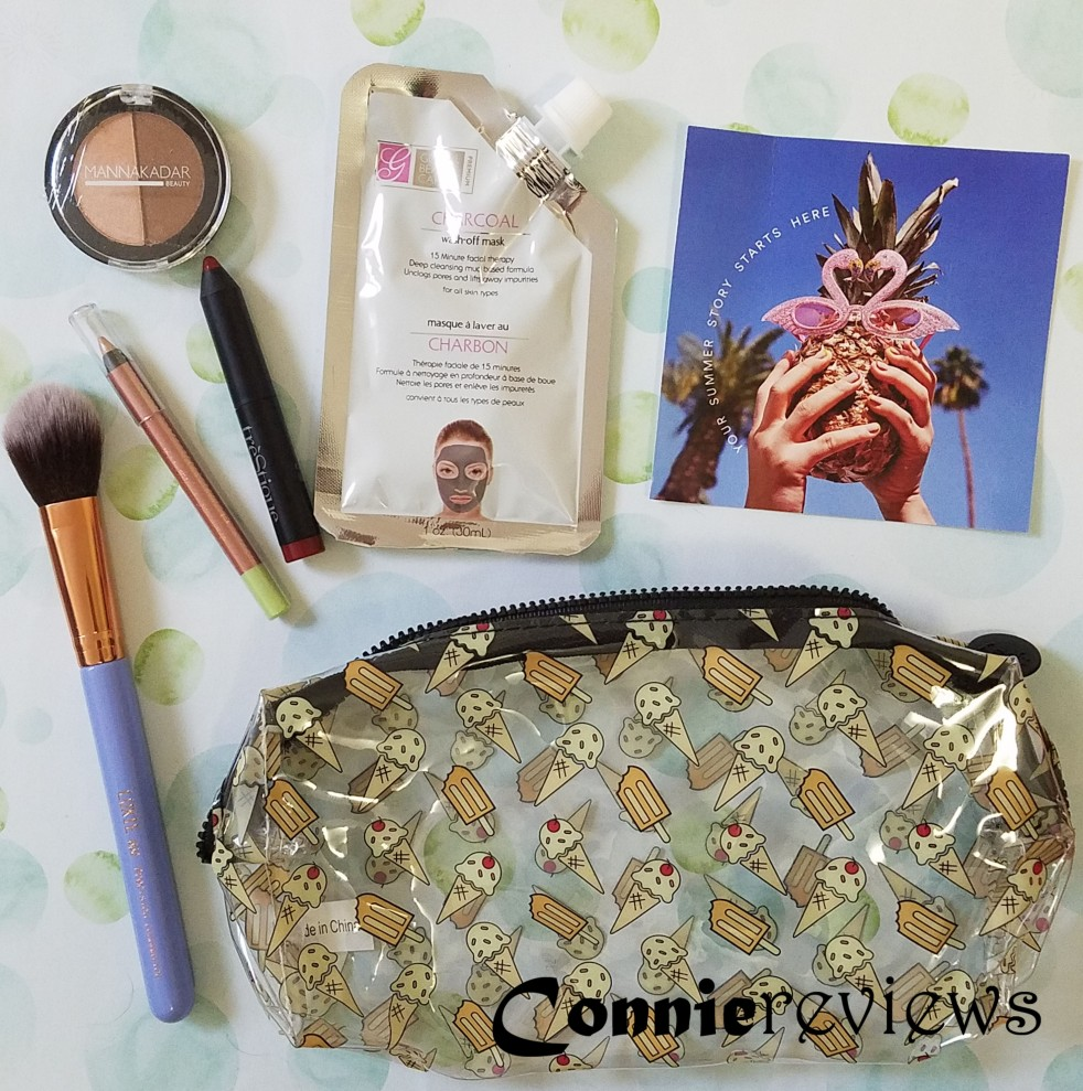 Ipsy may 2017 glam bag