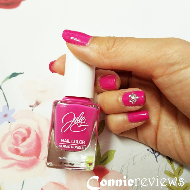 Julie G Nail Color Damsel