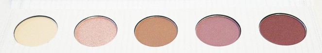 Carli Bybel Carli Bybel Eyeshadow Swatches