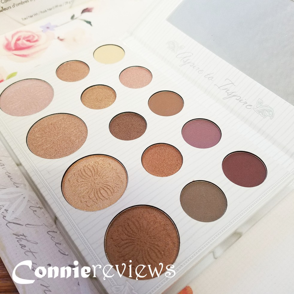 Carli Bybel Eye & Highlighter Palette