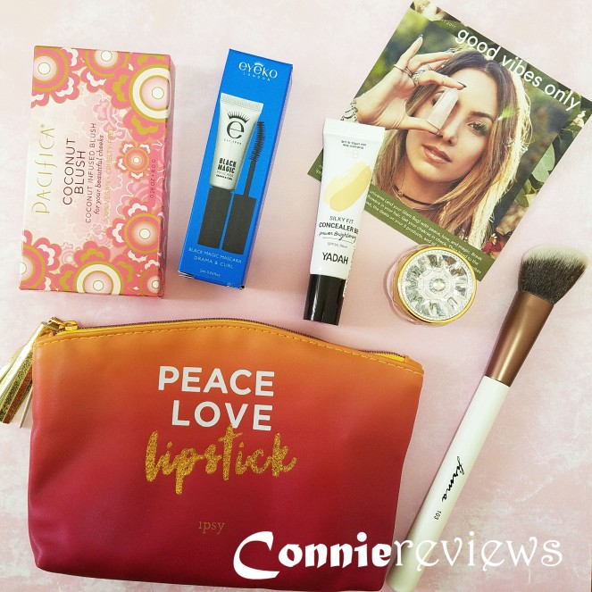 Ipsy August 2017 Glam Bag