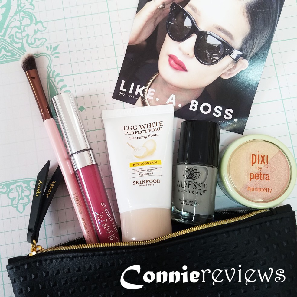 Ipsy September Glam Bag