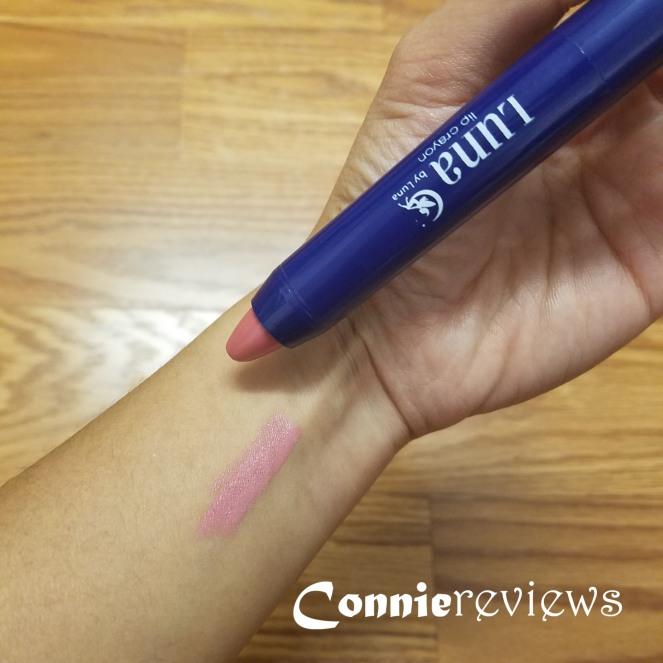 Luna Cosmetics Lip Crayon Elara