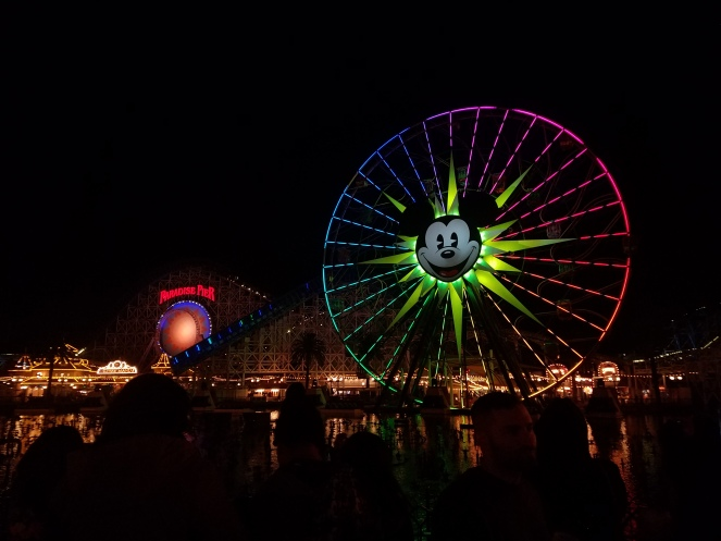 Disney California Adventures Paradise Pier