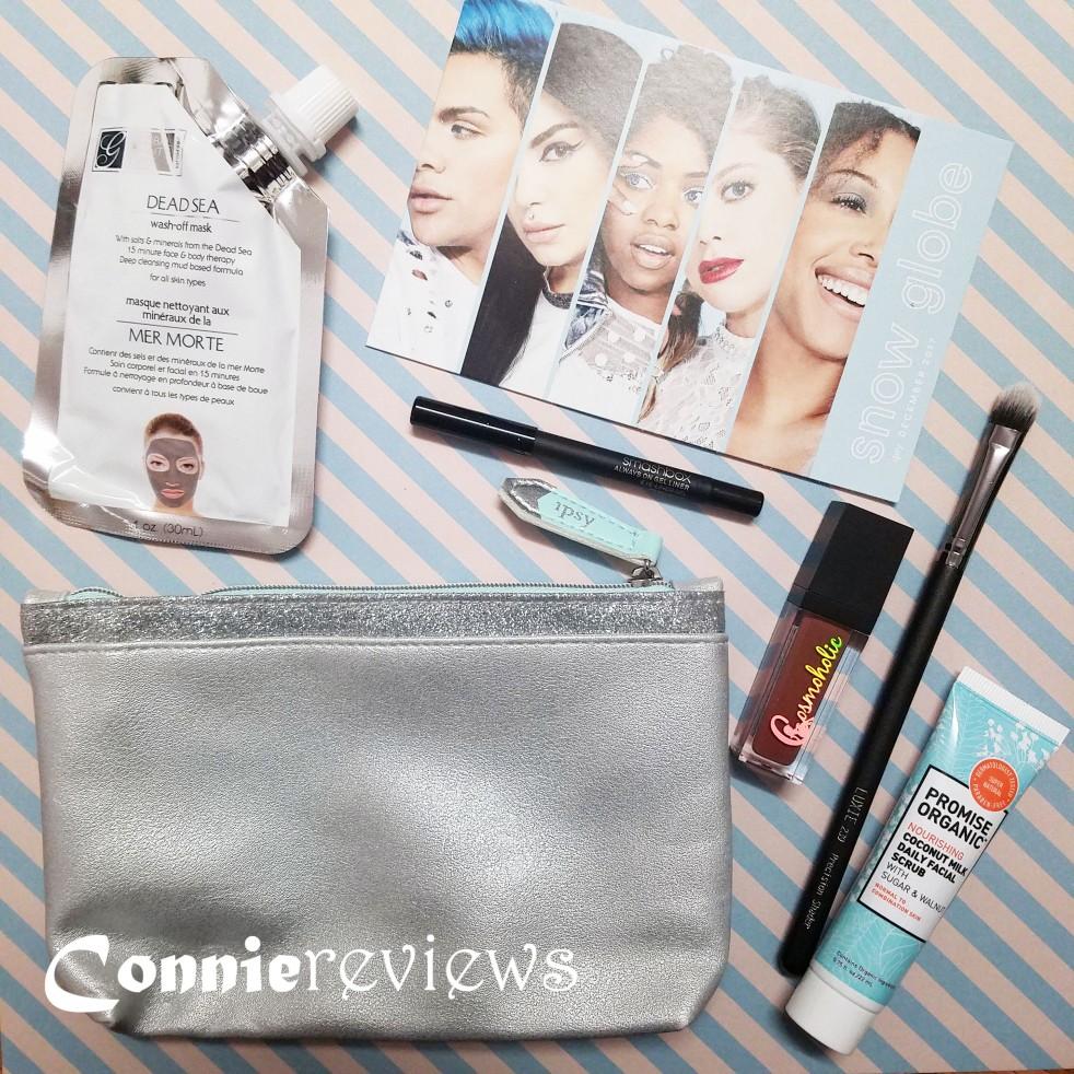 December Ipsy glam Bag