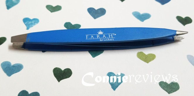 FARAH Brushes Dual Ended Tweezer