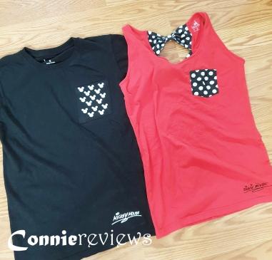 Mickey & Minnie Matching Shirt
