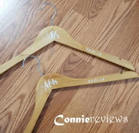 Mrs and Mrs Hangers